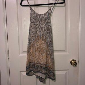 Hollister Print Dress